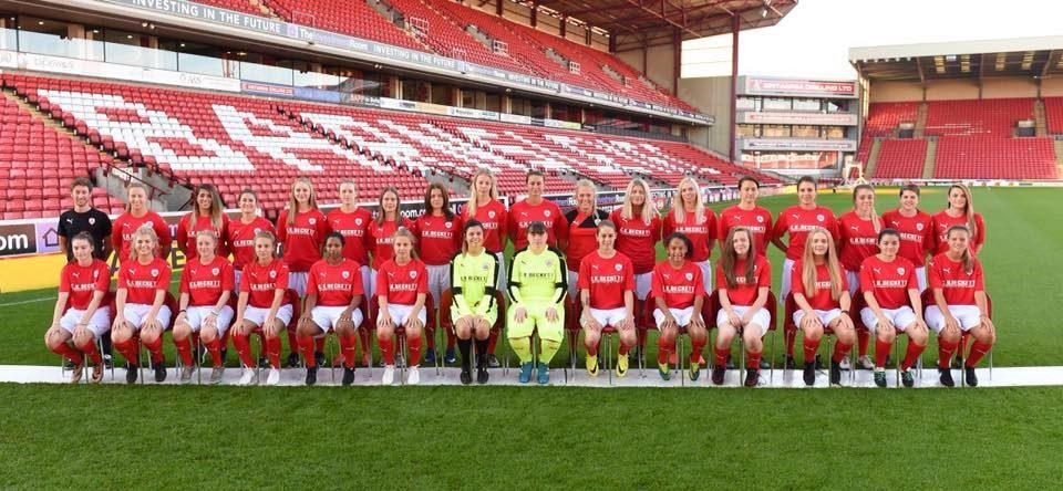 Barnsley Ladies Football Club