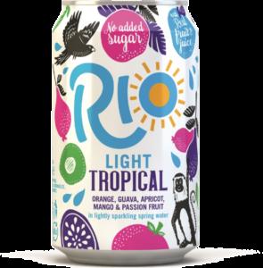 Rio Can Tropical Light